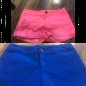 TWO pairs American Eagle Shorts!! GUC